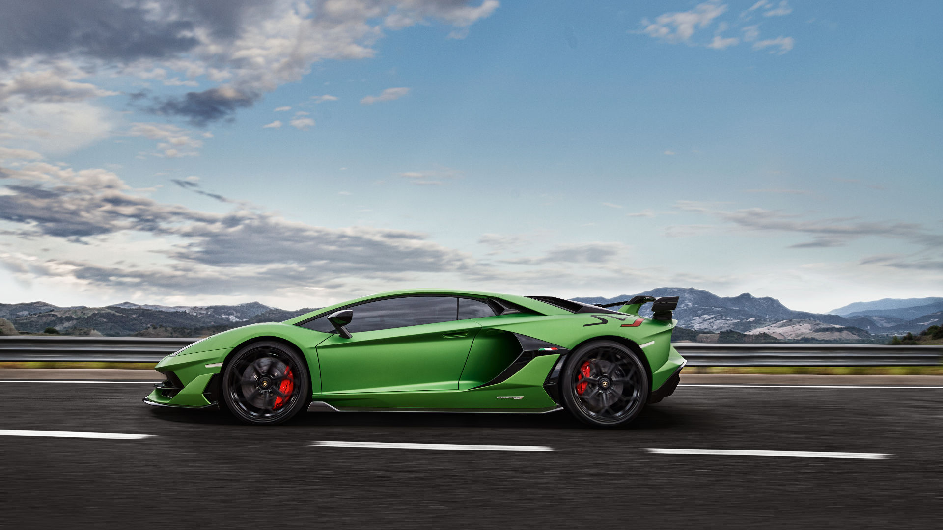 Super Car Wallpaper Hd For Mobile Aventador Svj Unveiled At Monterey Car Week