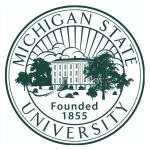 logo université Michigan