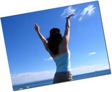 Pensiero positivo e il nostro corpo