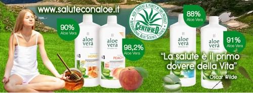 Salute con Aloe Vera Gel