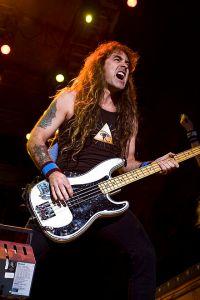 Steve Harris(Iron Maiden)