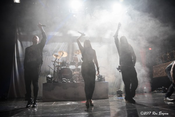 Amaranthe Belasco Theater Los Angeles