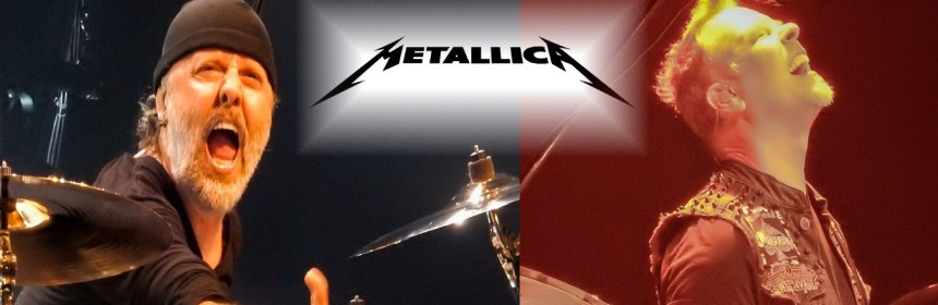 JPEG Metallica slide show