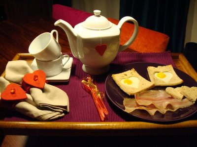 Desayuno-San Valentín
