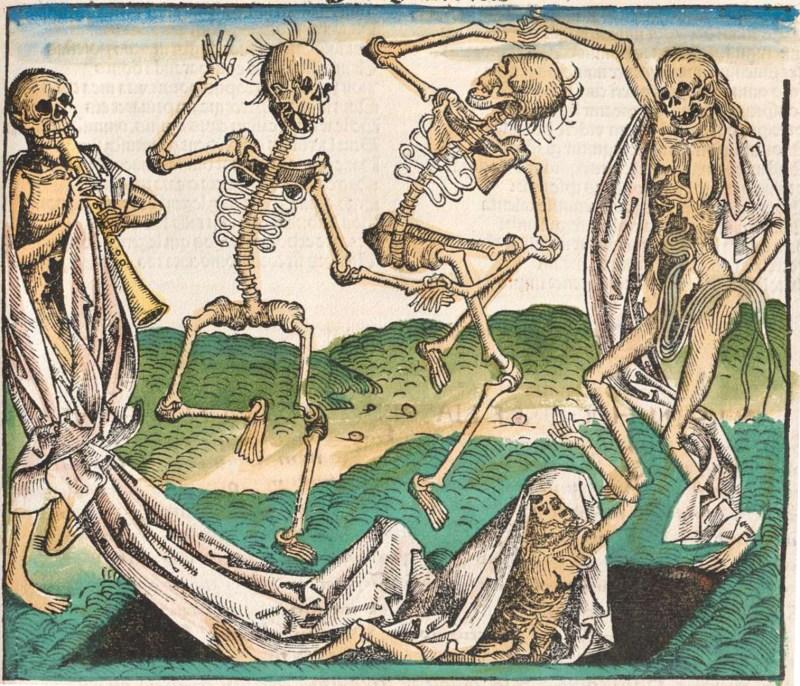 Large Of Weird Medieval Art