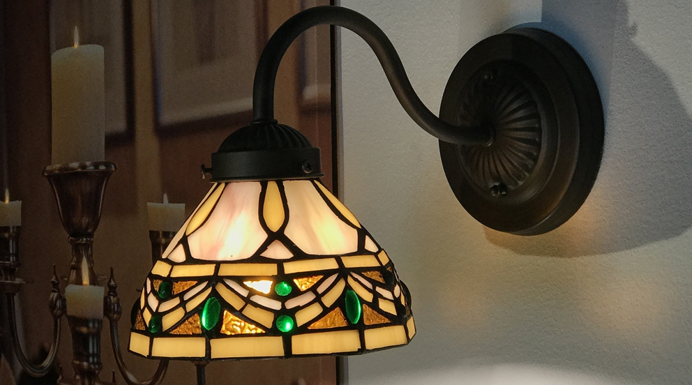 Comfortable applique tiffany finest wall sconce tiffany art deco