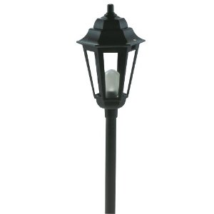 Outdoor Lamp Posts, Plug in Patio Posts, Path Lights