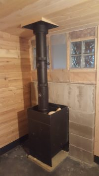 Don S Kuuma Wood Burning Sauna Stove 3 - KUUMA