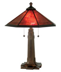 Craftsman table lamp  Furniture table styles