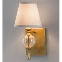 Murray Feiss WB1487OSL Argento Wall Sconce
