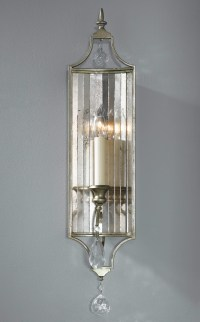 Murray Feiss WB1447GS Crystal Gianna Wall Sconce