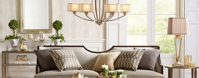 Room Ideas - Designs and Inspiration Shop by Room Lamps Plus - living room light fixtures