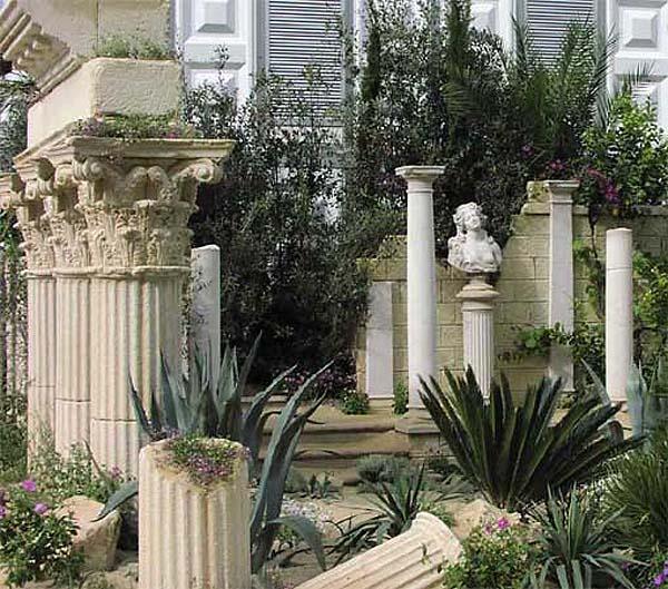 Folly Garden Tablescape