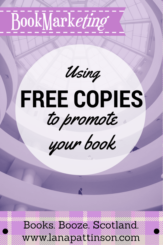 BookMarketing with Free Downloads | www.lanapattinson.com