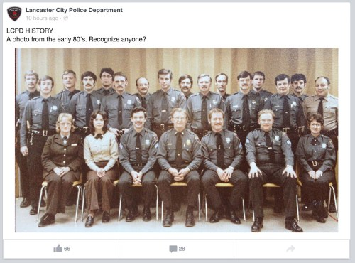 Lancaster PA Police