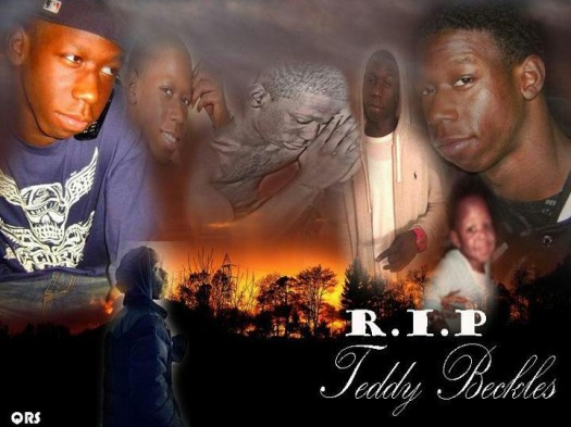 Teddy Beckles - R.I.P.