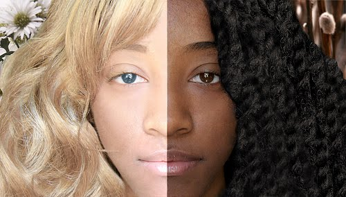 Confused Black Woman