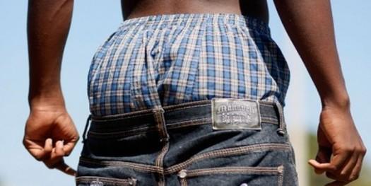 Sagging Pants Phenomenon