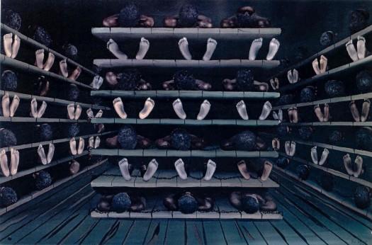 Slave Ship Cargo