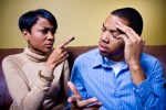 Black Woman Tearing Down Her Man