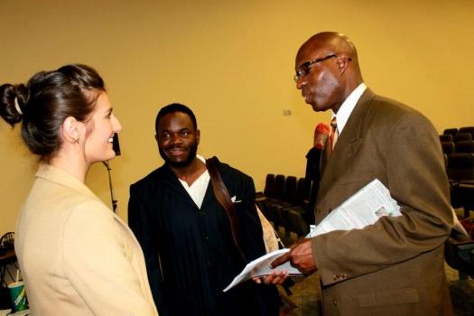 Dr. Malik Aziz & Dr. Vibert White