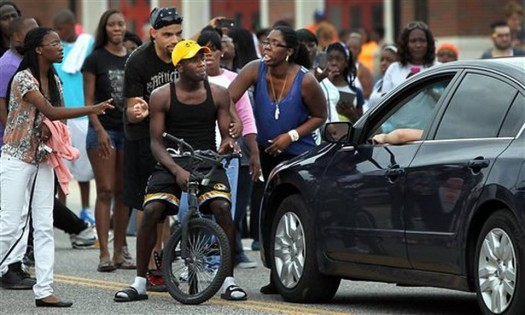 Ferguson Missouri Police Shooting