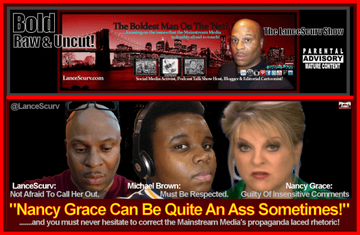 Nancy Grace Insensitive Comments Graphic