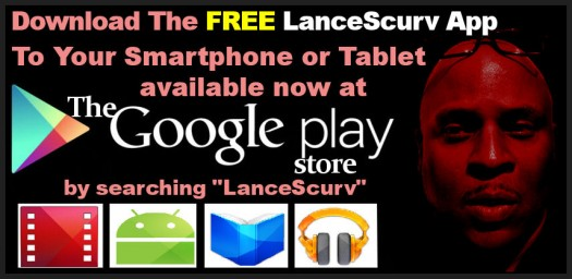 LanceScurv App Advertisement