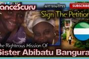 Sister Abibatu Bangura: The Angel From Sierra Leone! – The LanceScurv Show
