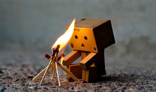Cute Amazon Box Robot Wallpaper Meet The Danbo Cute Little Cardboard Robot Photos
