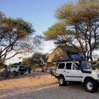 Toyota Land Cruiser Trip photos