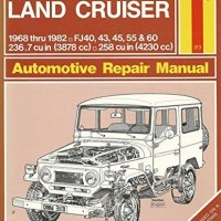 Toyota Land Cruiser Owner's Workshop Manual