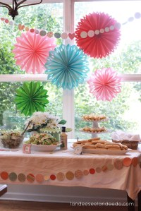 Wedding Shower Decorations - landeelu.com