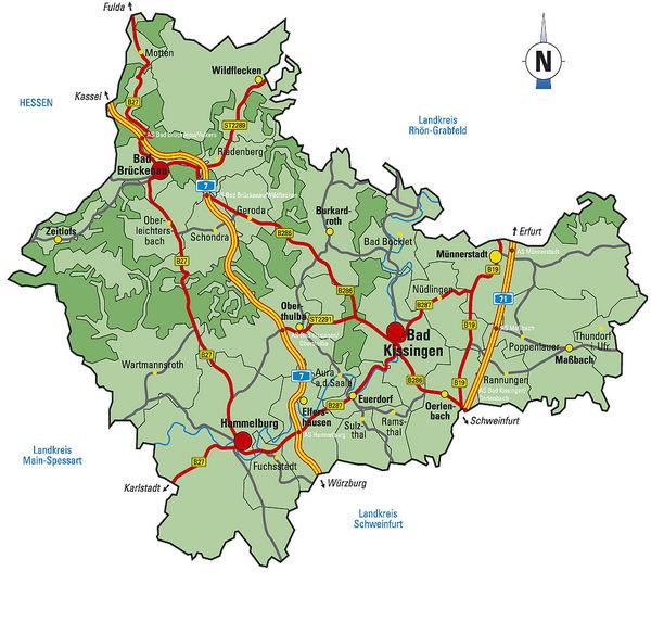 Rückkehrer KG - Landkreis Bad Kissingen - bad kissingen