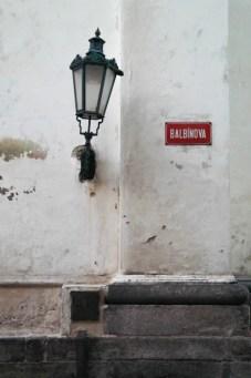 Spaziergang durch Klatovy