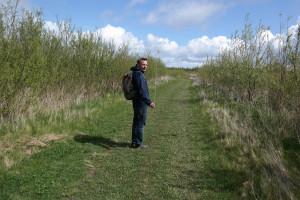 Wandern in De Biesbosch
