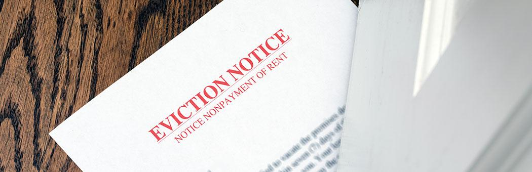 DuPage County Eviction Notice Attorney Naperville Landlord