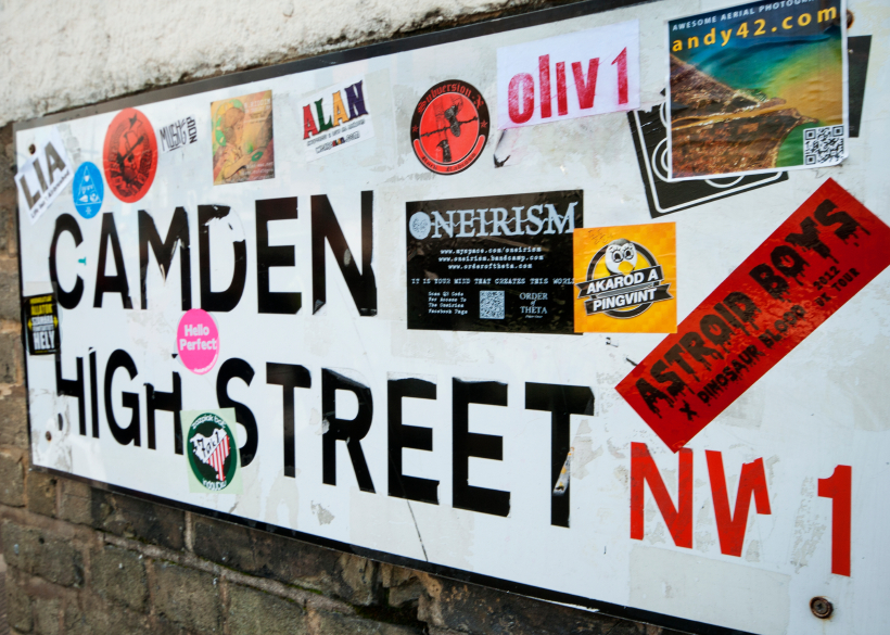 Injuries In Camden39s Anti Gentrification Protest