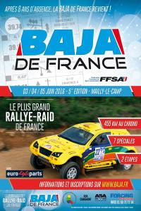 5° Baja de France @ Mailly le Camp | Mailly-le-Camp | Alsace-Champagne-Ardenne-Lorraine | France