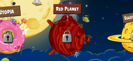 Angry Birds Space Takes Off to Mars