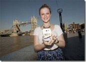 Samsung Release Official London Olympics Flip Cover for Galaxy SIII
