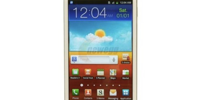 DEAL ALERT: Samsung Galaxy Note N7000 at Newegg for $570
