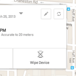 Google Device Manager Teaser