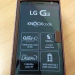 LG G3 Device in Box
