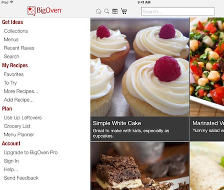 Save Time with BigOven A Meal-Planning App for Mom Land O\u0027 Frost