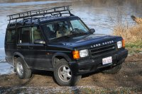 Homemade Land Rover Roof Rack - Homemade Ftempo