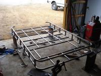 Roof rack build - Land Rover Forums : Land Rover and Range ...