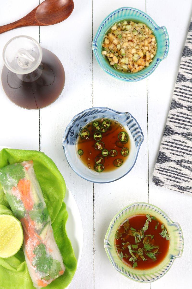 Vegan fish sauce lands flavors for Vegetarian fish sauce