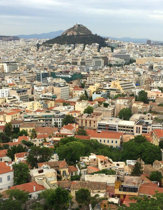 Vegan Traveler: Greece