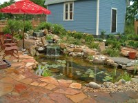 Patio Ponds | Patio Design With Water Feature